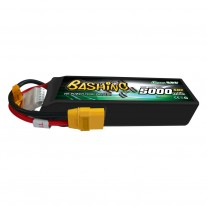 Gens ace 5000mAh 14.8V 4S1P 50C Lipo Battery Pack with XT90 Plug-Bashing Series