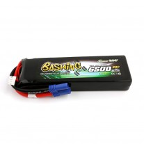 Gens ace 6500mAh 11.1V 60C 3S1P Lipo Battery Pack with XT90-Bashing Series