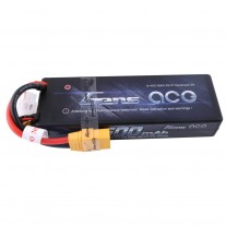 Gens ace 4500mAh 3S1P 11.1V 40C HardCase RC car Lipo Battery #24