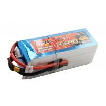 Gens ace 5800mAh 22.2V 45C 6S1P Lipo Battery Pack