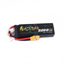 Gens ace Lipo Akku 3S 11 1v 5200mah 40C with XT90 Plug-Bashing Series