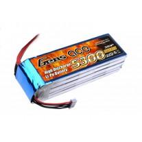 Gens ace 5300mAh 11.1V 30C 3S1P Lipo Battery Pack