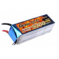 Gens ace 5300mAh 14.8V 30C 4S1P Lipo Battery Pack