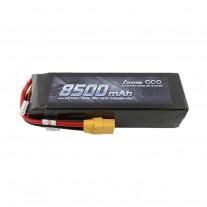 Gens ace 8500mAh 14.8V 50C 4S1P Lipo Battery Pack with XT90 for X-Maxx
