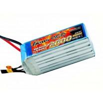 Gens ace 2600mAh lipo 6S1P 60C rc model battery