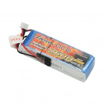 Gens ace 2600mAh 11.1V TX 3S1P Lipo Battery pack
