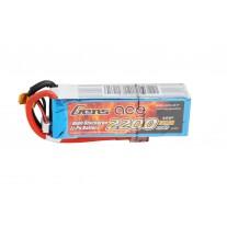 Gens ace 2200mAh 14.8V 25C 4S1P Lipo Battery Pack