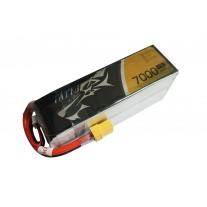 Tattu 7000mAh 18.5V 25C 5S1P Lipo Battery pack with XT90
