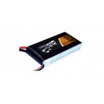 TATTU 8000mAh 11.1V 15/30C 3S1P Lipo Battery Pack