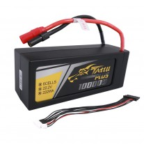 Tattu Plus 10000mAh 22.2V 25C 6S1P Lipo Battery Pack with AS150+XT150 plug