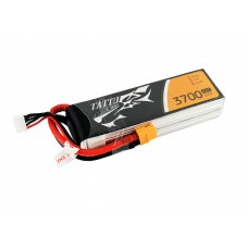 TATTU 3700mAh 14.8V 45C 4S1P Lipo Battery Pack