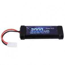 Gens ace 3000mAh 7.2V NIMH Battery with Tamiya Plug