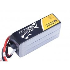 Tattu 7000mAh 22.2V 25C 6S1P Lipo Battery