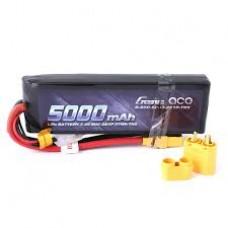 Gens ace 5000mAh 7.4V 50C 2S1P Lipo with XT90 Plug