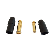 Gens ace AS150 - 7 mm Goldconnector pair (male&female) - 150A