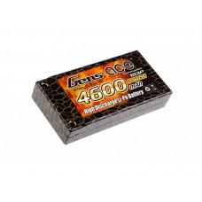 Gens ace 4600mAh 3.7V 25C 1S2P HardCase Lipo Battery11#
