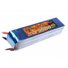 Gens ace 5500mAh 18.5V 25C 5S1P Lipo Battery Pack