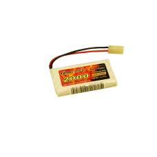 Gens ace AA2000mAh 9.6V NIMH Double Stick