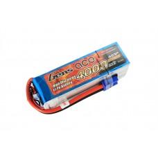 Gens ace 4000mAh 22.2V 60C 6S1P Lipo Battery Pack