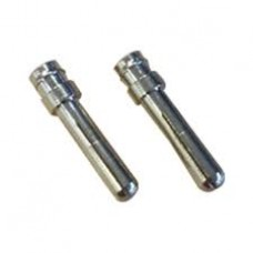 4.0mm Gold Plug Male (2 pieces)