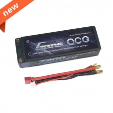 GENS ACE 7200mAh 7.4V 70C 2S1P Hardcase Car LiPo Battery Pack 47# EFRA&BRCA approval