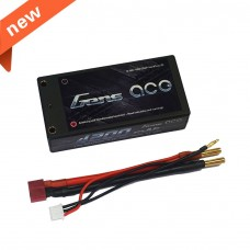 Gens ace 4200mAh 7.4V 60C 2S2P HardCase Lipo Battery 29# (EFRA & BRC Approval)