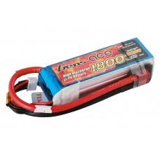 Gens ace 1800mAh 11.1V 40C 3S1P Lipo Battery Pack