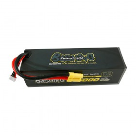Gens ace 15000mAh 11.1V 100C 3S2P Lipo Battery Pack with EC5-Bashing Series