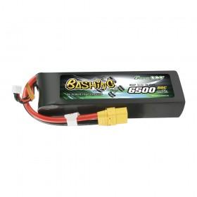 Gens ace 6500mAh 11.1V 60C 3S1P Lipo Battery Pack with XT90-Bashing Series