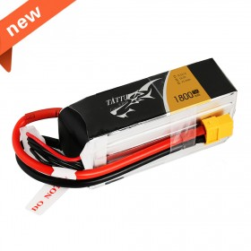 TATTU 1800mAh 18.5V 75C 5S1P Lipo Battery Pack with XT60