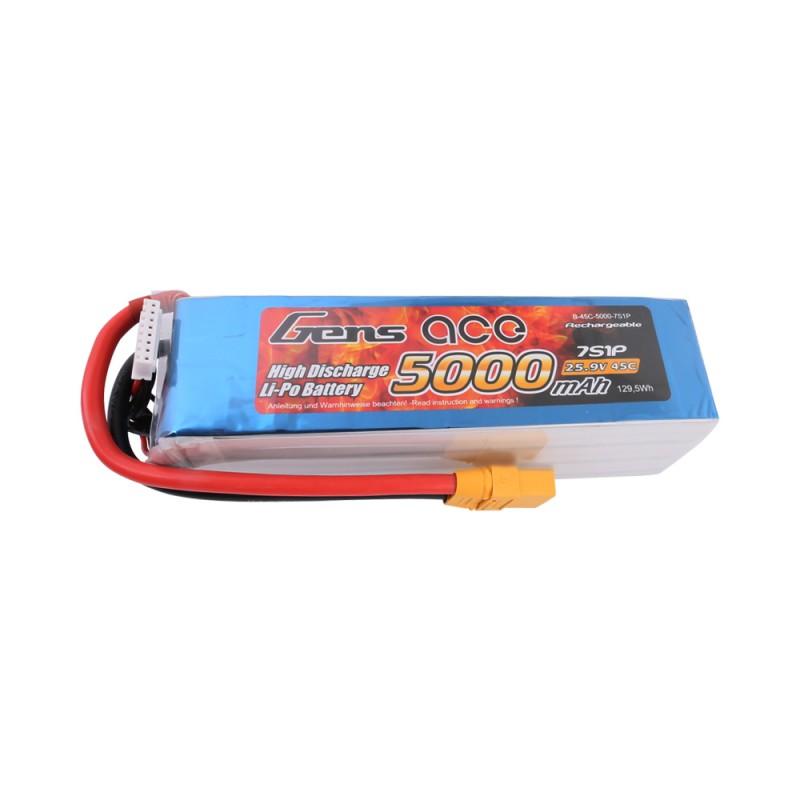 Gens ace 2700mAh 11.1V TX 3S1P Lipo Battery pack