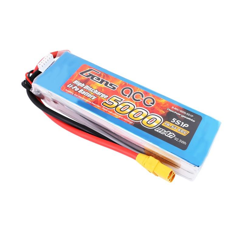 Tattu 14000mAh 22.2V 6S1P 25C lipo battery