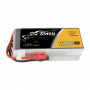 Tattu 16000mAh 22.2V 30C 6S1P Lipo Battery Pack with AS150+XT150 plug