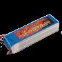Gens ace 5000mAh 14.8V 45C 4S1P Heli Lipo Battery