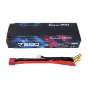 Gens ace 7500mAh 7.6V High Voltage100C 2S1P Series with Black HardCase Lipo47#