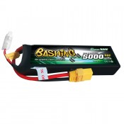 Gens ace 5000mAh 11.1V 3S1P 50C Lipo Battery Pack with XT90 Plug-Bashing Series