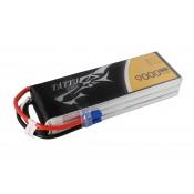 TATTU 9000mAh 22.2V 25C 6S1P Lipo Battery Pack