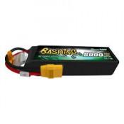 Gens ace 5000mAh 14.8V 4S1P 50C Lipo Battery Pack with XT90 Plug-Bashing Series