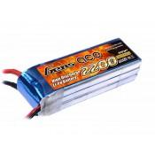 Gens ace 2200mAh 11.1V 25C 3S1P Lipo Battery Pack