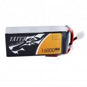Tattu 22.2V 15C 6S1P 16000mah Lipo Akkupack