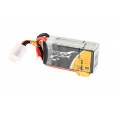 TATTU 1550mAh 14.8V 45C 4S1P Lipo Battery Pack