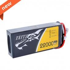 Tattu 22000mAh 22.2V 25C 4S1P Lipo Battery Pack