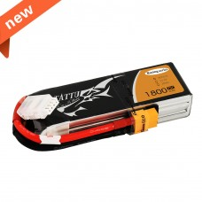 TATTU 1800mAh 11.1V 75C 3S1P Lipo Battery --Specially Made for Victory with Limited Edition