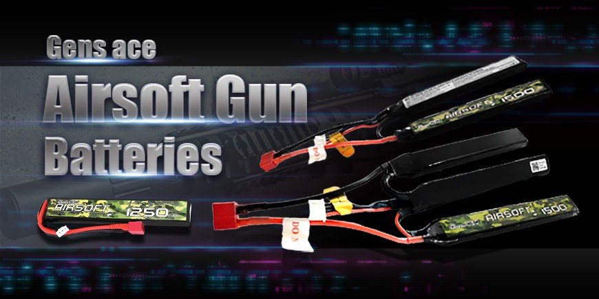 Gens ace Airsoft Gun Batteries