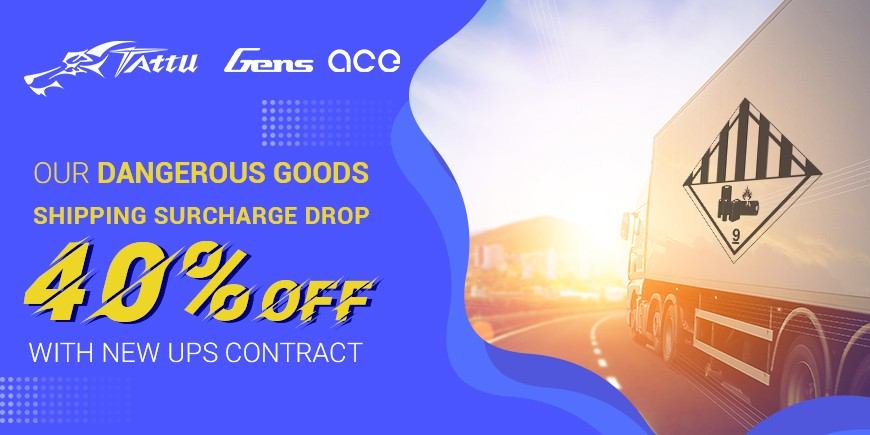 40% Off On DG Surcharge