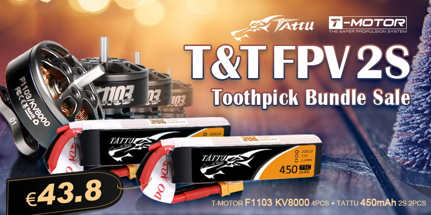 T&T FPV 2S