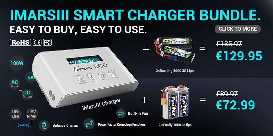 GensAce ImarsIII charger buddle
