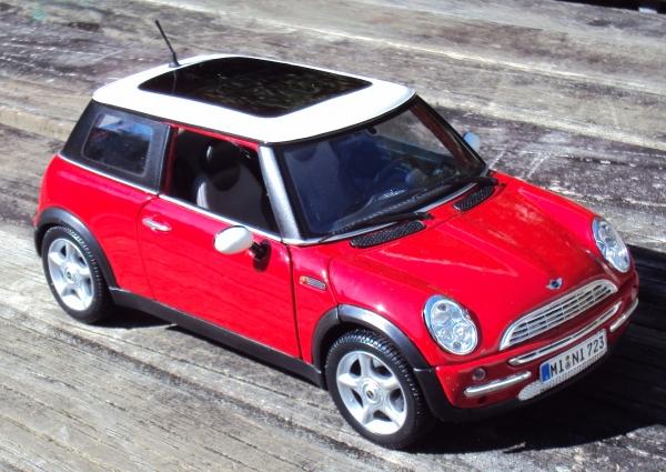1/16 scale mini car