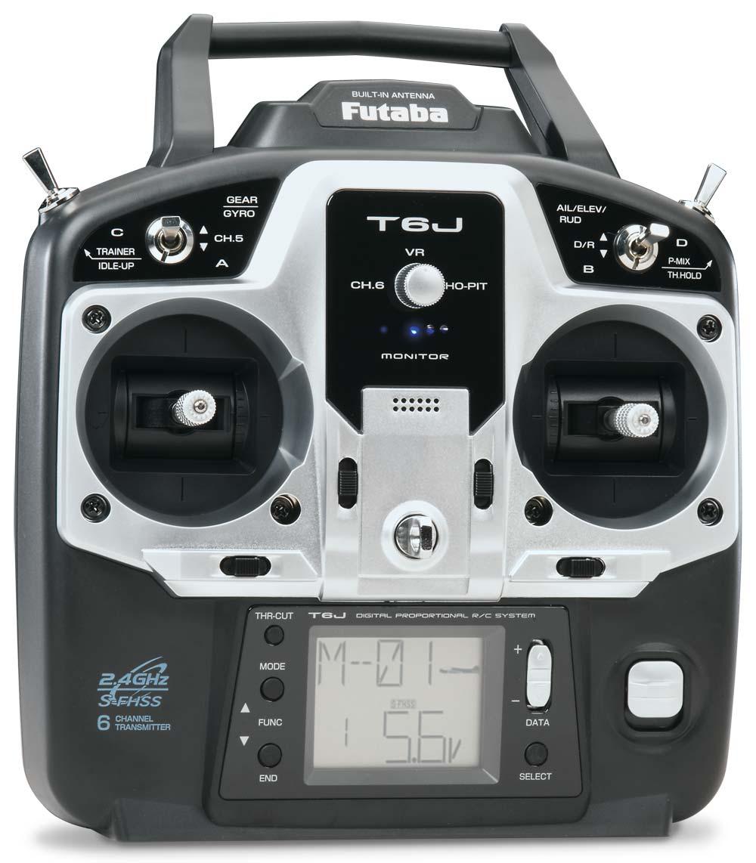 Futaba T6J
