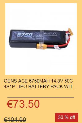 xmaxx battery
